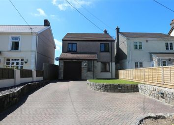 Thumbnail 3 bed detached house for sale in Wall Road, Gwinear, Hayle