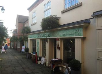 Thumbnail Retail premises for sale in Doncaster DN10, UK