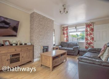 Thumbnail 2 bed terraced house for sale in Mynydd Maen Road, Pontnewydd, Cwmbran
