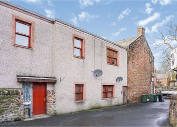 Thumbnail 1 bed flat for sale in Loudoun Street, Mauchline