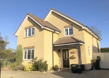 Thumbnail 4 bed detached house for sale in Netherend, Woolaston, Lydney