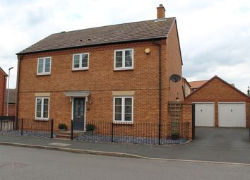 Thumbnail 4 bed detached house for sale in Valley Drive, Wilnecote, Tamworth