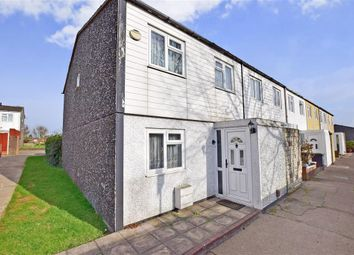 Thumbnail 3 bed end terrace house for sale in Limes Avenue, Chigwell, Essex