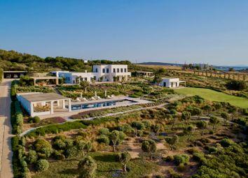 Thumbnail 8 bed villa for sale in Aspros Gremos, Paros, Cyclade Islands, South Aegean, Greece