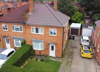 Thumbnail 3 bed semi-detached house for sale in Hazelwood Road, Corby, Northamptonshire