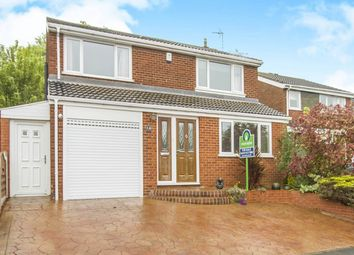 Thumbnail 4 bedroom detached house for sale in Hayes End, Desford, Leicester