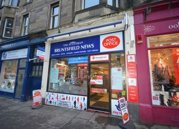 Thumbnail Retail premises for sale in Bruntsfield Place, Edinburgh