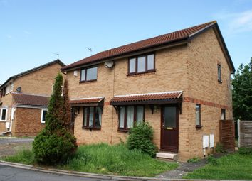 Thumbnail 2 bed semi-detached house to rent in Garner Court, Weston-Super-Mare