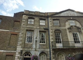 Thumbnail 1 bedroom flat for sale in The Crescent, Wisbech