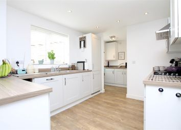 Thumbnail 4 bed detached house for sale in Ludlow Gardens, Grantham