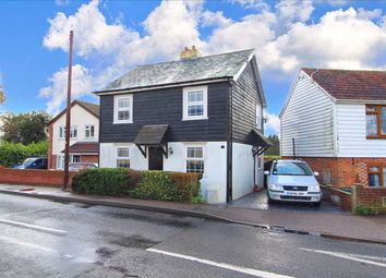Thumbnail 2 bed cottage for sale in Wivenhoe Road, Arlesford, Colchester