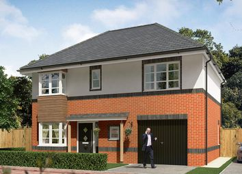 """Thumbnail 4 bed detached house for sale in """"The Hanbury Alternative"""" at Cobblers Lane, Pontefract"""