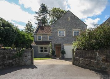Thumbnail 4 bed detached house for sale in Amberley, West End, Wedmore, Somerset