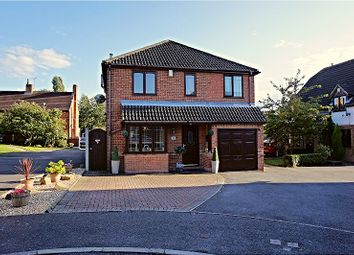 Thumbnail 4 bedroom detached house for sale in Raven Close, Alfreton