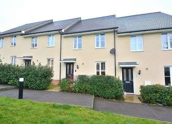 Thumbnail 3 bedroom terraced house for sale in Cottage Green, Papworth Everard, Cambridge