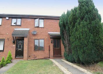 Thumbnail 2 bedroom terraced house for sale in Dudley, Netherton, Wellfield Gardens