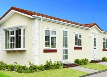 2 bed mobile/park home for sale in The Old Rectory Park, St Columb Major, Cornwall TR9