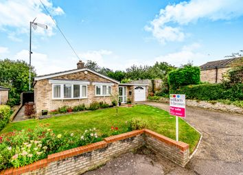 Thumbnail 3 bed detached bungalow for sale in Bowers Close, Riseley, Bedford