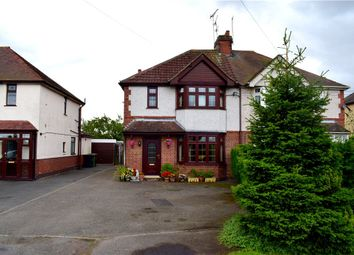 Thumbnail 2 bed semi-detached house for sale in Coventry Road, Bulkington, Bedworth, Warwickshire