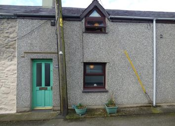 Thumbnail 2 bed terraced house for sale in Ysgoldy, Britannia Street, Llanllechid, Bangor