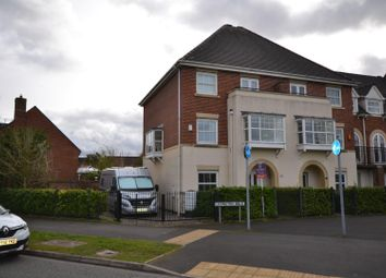 Thumbnail 4 bed town house for sale in 2 Lexington Walk, Chapelford, Warrington, Cheshire