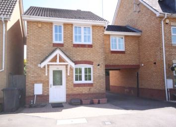 Thumbnail 3 bed semi-detached house to rent in Morgan Close, Leagrave, Luton