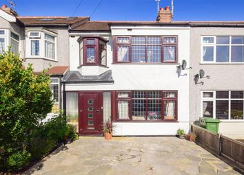 Thumbnail 3 bed terraced house for sale in Faircross Avenue, Romford, Essex