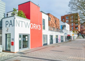 Thumbnail 2 bedroom flat for sale in Paintworks, Bristol
