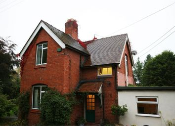 Thumbnail 2 bed detached house for sale in Overley, Telford, Shropshire