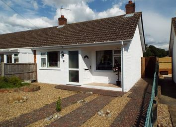 Thumbnail 1 bed terraced bungalow for sale in St. Andrews Way, Necton, Swaffham