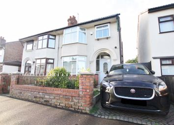Thumbnail 4 bed semi-detached house for sale in Aldwych Road, West Derby, Liverpool