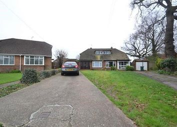 Thumbnail 4 bed bungalow for sale in Lindsay Close, Stanwell, Staines-Upon-Thames