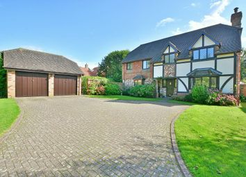 Thumbnail 4 bedroom detached house for sale in Beedingwood Drive, Forest Road, Colgate, Horsham