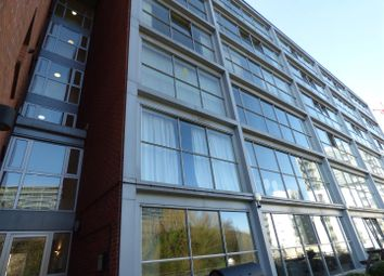 Thumbnail 1 bed flat for sale in South Hall Street, Salford