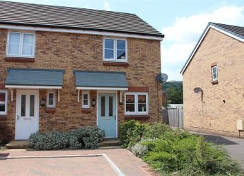Thumbnail 2 bed semi-detached house for sale in Waun Draw, Caerphilly