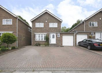 Thumbnail 4 bedroom detached house for sale in Monterey Close, Bexley