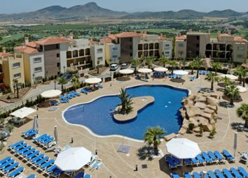 Thumbnail 1 bed apartment for sale in La Manga Club Resort, Murcia, Spain