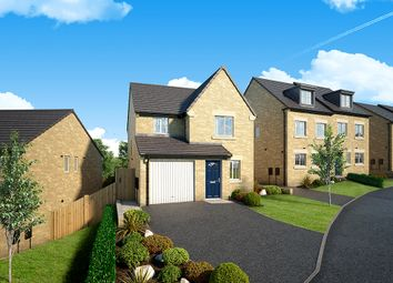 "Thumbnail 3 bed property for sale in ""The Staveley"" at Allerton Lane, Allerton, Bradford"