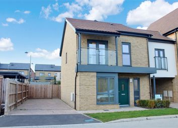 Thumbnail 3 bedroom semi-detached house to rent in Capek Road, Oakgrove, Milton Keynes