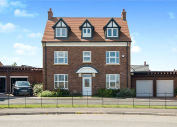 Thumbnail 5 bed detached house for sale in Dovey Close, Copcut, Droitwich