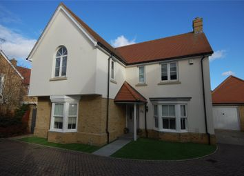 Thumbnail 4 bed detached house for sale in Gimli Watch, South Woodham Ferrers, Essex