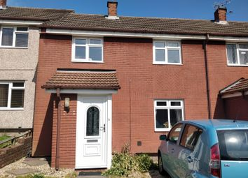 Thumbnail 3 bed terraced house to rent in Holyoake Place, Rugeley