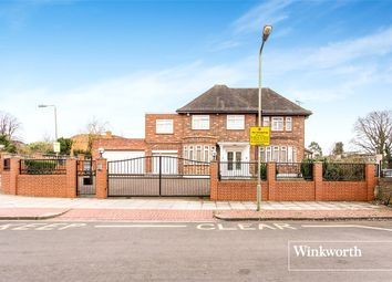 Thumbnail 5 bedroom detached house for sale in Chalgrove Gardens, Finchley, London