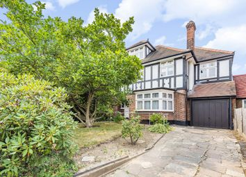 Thumbnail 6 bed detached house for sale in Kenton, Harrow
