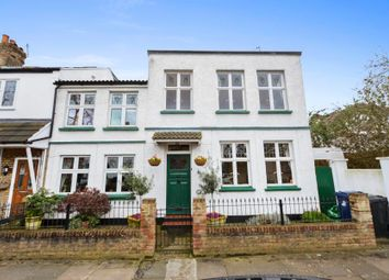 Thumbnail 4 bed end terrace house for sale in Ridley Avenue, London