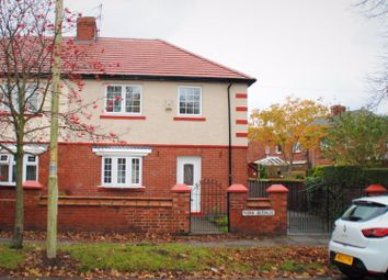 Thumbnail 3 bed semi-detached house for sale in York Avenue, Jarrow