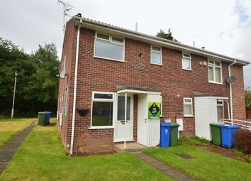 Thumbnail 1 bed semi-detached house to rent in Rowan Close, Forest Town, Mansfield