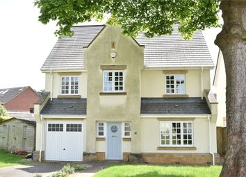 Thumbnail 6 bed detached house to rent in Larkfield Grove, Chepstow, Monmouthshire