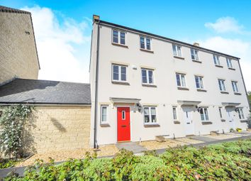 Thumbnail 3 bed end terrace house for sale in Freestone Way, Corsham