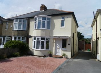 Thumbnail 3 bed semi-detached house for sale in West Street, Portchester